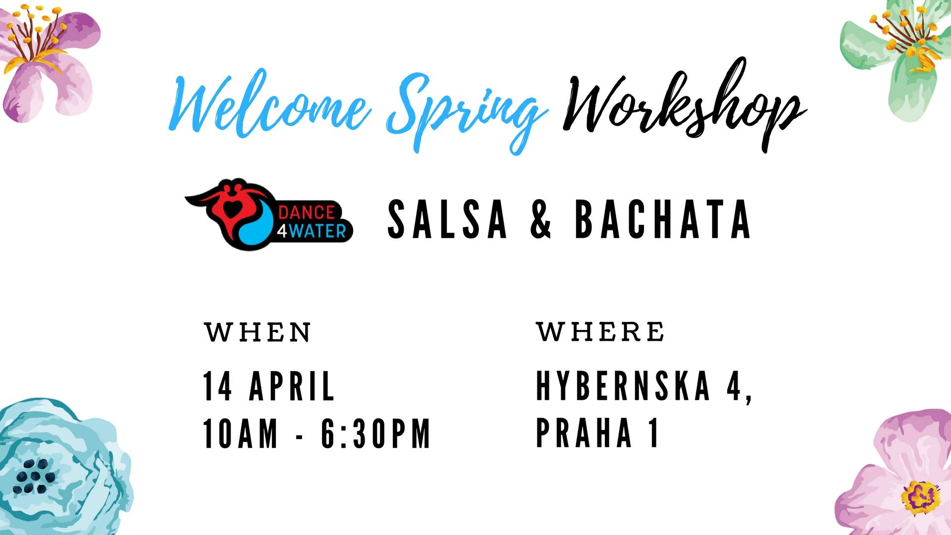 Welcome Spring Workshop